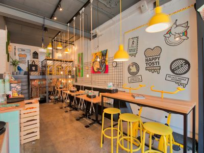 Resto Stories | Happy Tosti – Restaurantformule met focus op customer happiness